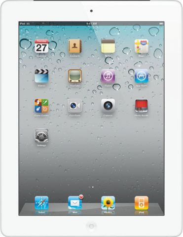 Планшет Apple iPad 2 WiFi 3G 64 Гб White