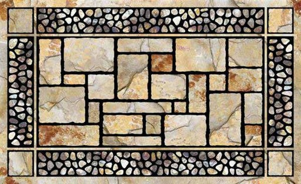 Коврик Mohawk Patio Stones  46/76