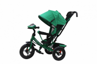 Велосипед Sweet Baby Mega Lexus Trike Green 8/10 Air,Music bar