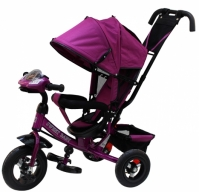 Велосипед Sweet Baby Mega Lexus Trike Violet 8/10 Air,Music bar