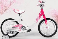 Велосипед Royal Baby Sakura Steel 14