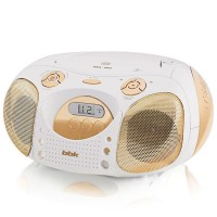 Магнитола BBK BX110U CD MP3