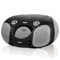 Магнитола BBK BX110U CD MP3 Черный