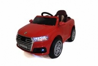 Электромобиль RiverToys AUDI O009OO Красный