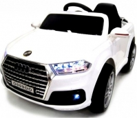 Электромобиль RiverToys AUDI O009OO Белый