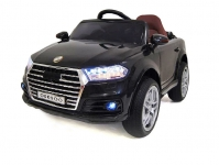 Электромобиль RiverToys AUDI O009OO Черный