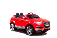 Электромобиль RiverToys AUDI Q7 Красный