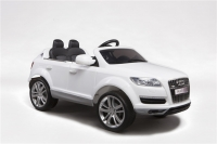 Электромобиль RiverToys AUDI Q7 Белый