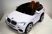 Электромобиль RiverToys BMW E002KX Белый