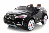 Электромобиль RiverToys BMW M333MM Черный