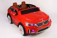 Электромобиль RiverToys BMW M333MM Красный