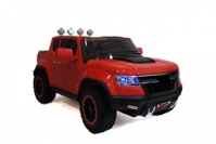 Электромобиль RiverToys Chevrole X111XX Красный