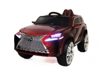 Электромобиль RiverToys Lexus E111KX Красный