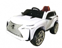 Электромобиль RiverToys Lexus E111KX Белый