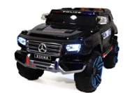 Электромобиль RiverToys MERC E333KX Черный
