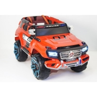 Электромобиль RiverToys MERC E333KX Красный