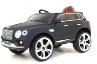 Электромобиль RiverToys Bentley E777KX Черный