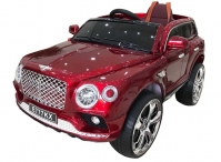 Электромобиль RiverToys Bentley E777KX Красный
