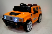 Электромобиль RiverToys Hummer E003EE Оранжевый