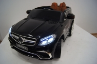Электромобиль RiverToys Mercedes E009KX Черный
