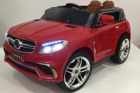 Электромобиль RiverToys Mercedes E009KX Красный