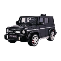 Электромобиль RiverToys Mercedes-Benz G63 AMG Черный