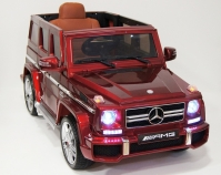 Электромобиль RiverToys Mercedes-Benz G63 AMG VIP Красный