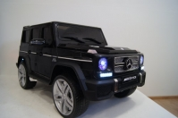 Электромобиль RiverToys Mercedes-Benz G65 AMG Черный