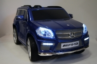 Электромобиль RiverToys Mercedes-Benz GL63 Синий