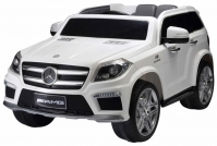 Электромобиль RiverToys Mercedes-Benz GL63 Белый