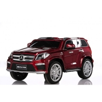 Электромобиль RiverToys Mercedes-Benz GL63 Красный