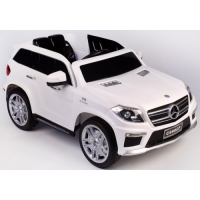 Электромобиль RiverToys Mercedes-Benz GL63 C999CP Белый