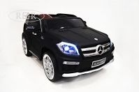 Электромобиль RiverToys Mercedes-Benz GL63 C999CP Черный матовый