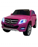 Электромобиль RiverToys Mercedes-Benz GLK300 Розовый