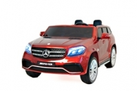 Электромобиль RiverToys Mercedes-Benz GLS63 4WD Красный