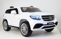 Электромобиль RiverToys Mercedes-Benz GLS63 4WD Белый