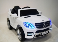 Электромобиль RiverToys Mercedes-Benz ML350 Белый