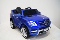 Электромобиль RiverToys Mercedes-Benz ML350 Синий