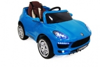 Электромобиль RiverToys Porsche Macan O005OO Синий