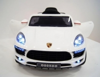 Электромобиль RiverToys Porsche Macan O005OO Белый