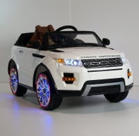 Электромобиль RiverToys Range Rover A111AA VIP Белый