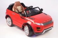 Электромобиль RiverToys Range Rover A111AA VIP Красный