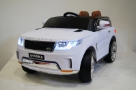 Электромобиль RiverToys Range Rover Sport E999KX Белый