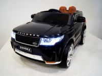 Электромобиль RiverToys Range Rover Sport E999KX Черный