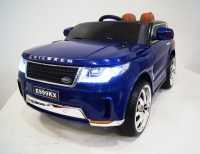 Электромобиль RiverToys Range Rover Sport E999KX Синий