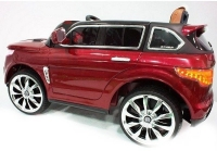 Электромобиль RiverToys Range Rover Sport E999KX Красный