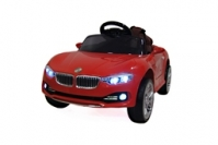 Электромобиль RiverToys BMW O111OO Красный