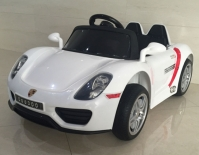 Электромобиль RiverToys Porsche O003OO Белый