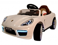 Электромобиль RiverToys Porsche A444AA VIP Белый