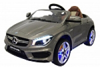 Электромобиль RiverToys Mercedes-Benz CLA45 A777AA Серебристый